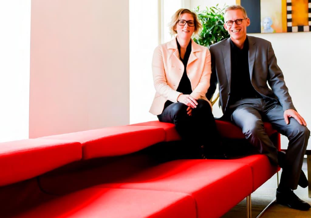 Adinda te Veldhuis en Henk de Boer