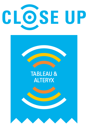 Tableau & Alteryx Close Up