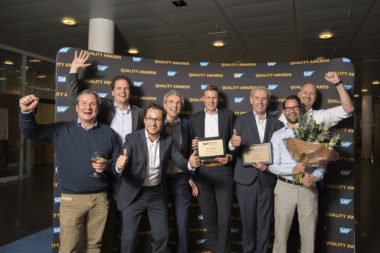 SAP Quality Award 2017