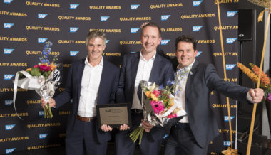 SAP Quality Award 2018