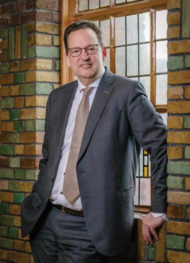 Hans van Leeuwen - Chief Financial Officer - ProRail