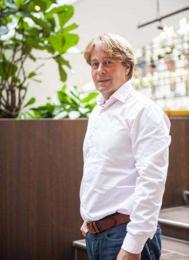 Ilja Ansink van Oilinvest over uniforme rapportage met CCH Tagetik