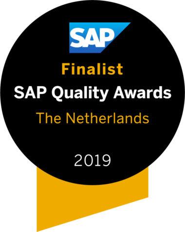 SAP Quality Award