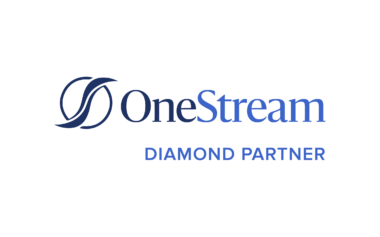 OneStream Diamond Partner logo