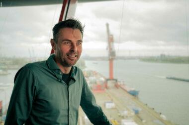 Mark de Jong - Mammoet